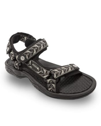 Walker trail sandal charcoal